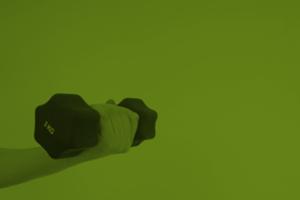 træning med vægt